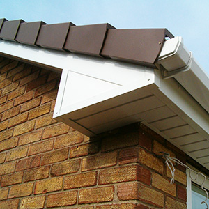 Soffits and bargeboards Brighton